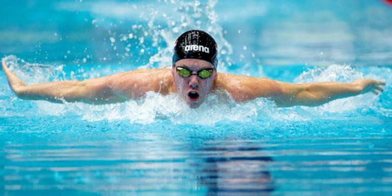 Zwemmers Oranje laatste in teamwedstrijd EK