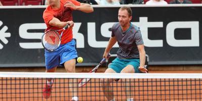 Middelkoop/Arends verliezen finale Antalya