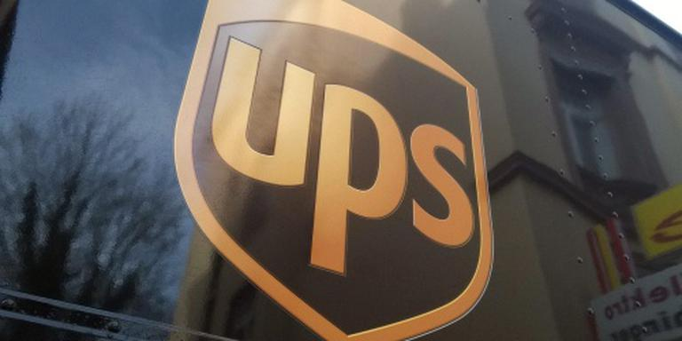 Forse winstsprong voor pakketbezorger UPS