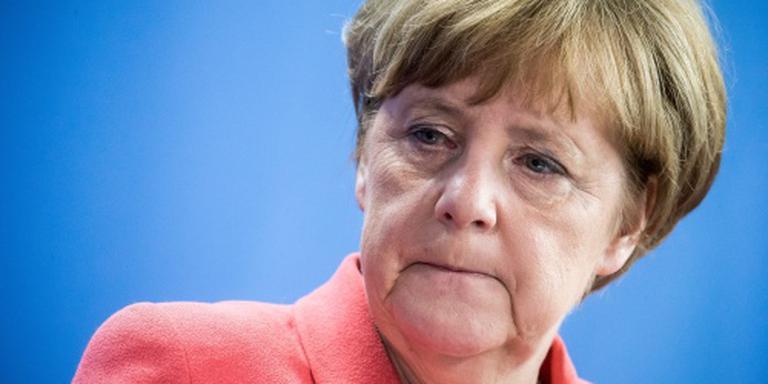 Merkel: Duits-Turkse banden zijn sterk