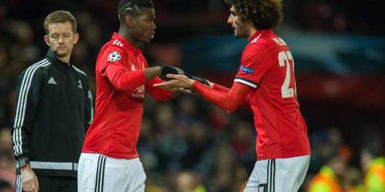 Manchester United roept leed over zichzelf af