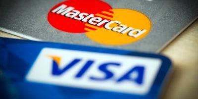 Miljardenschikking Visa en Mastercard