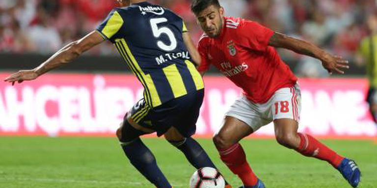 Cocu met Fenerbahçe onderuit in Lissabon