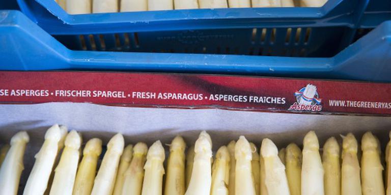 Europese bescherming voor Brabantse asperges
