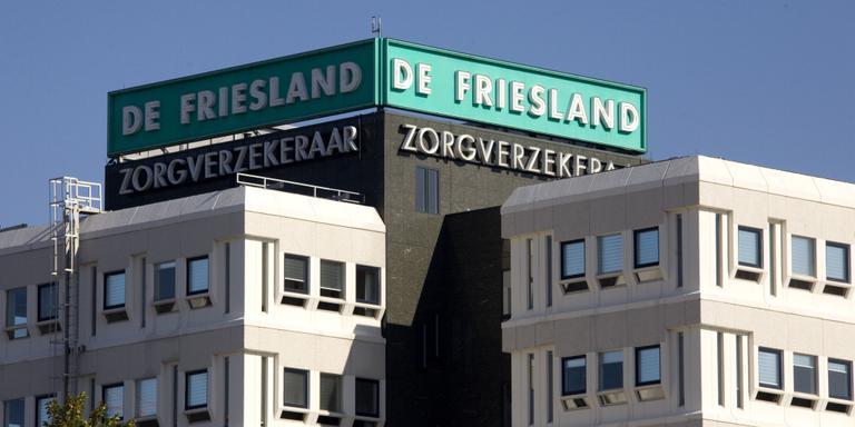 De Friesland Zorgverzekeraar.