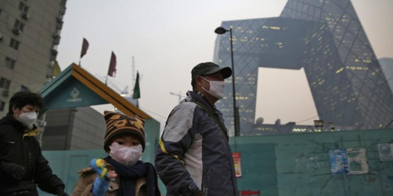 Bijna half miljard voor schone lucht China