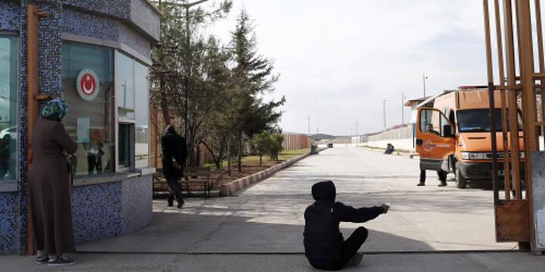 Turkse grensplaats opnieuw beschoten