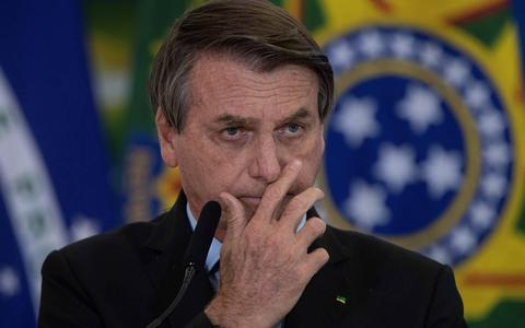 Hoop voor Brazilië