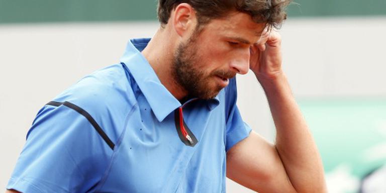Knaap nieuwe trainer tennisser Haase