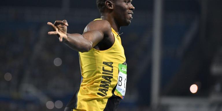 Bolt voltooit unieke trilogie