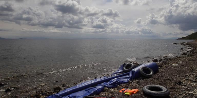 Bootvluchtelingen verdronken bij Turkije