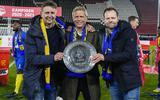 Nieuw contract voor directeuren Ard de Graaf en Gerald van den Belt: SC Cambuur gaat voor rust en continuïteit na bestuurlijk roerige tijden