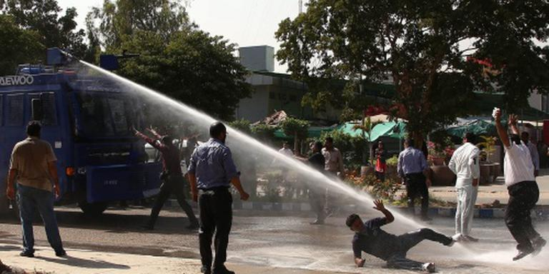 Doden bij protest Karachi tegen privatisering