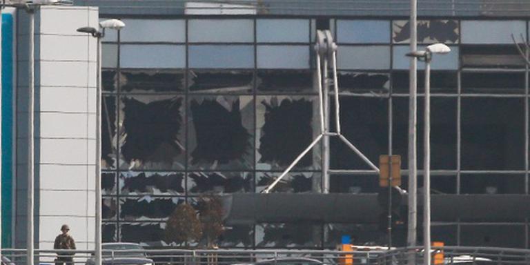 Derde bomgordel vliegveld onschadelijk gemaak
