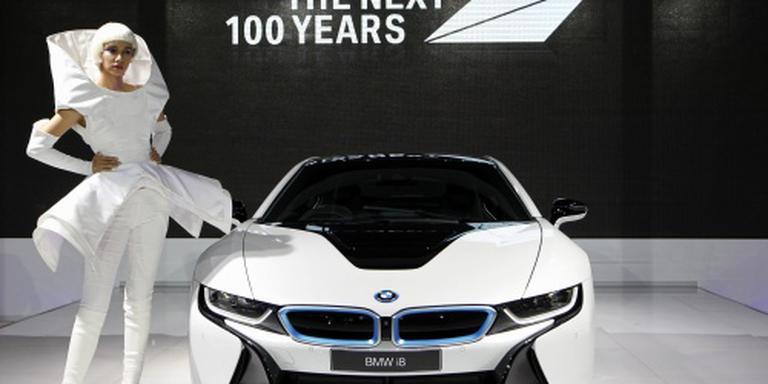 BMW haalt minder winst uit groeiende verkoop