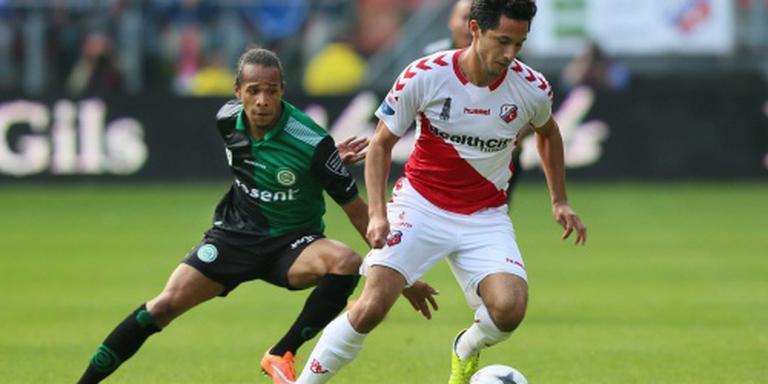 Van der Maarel nog een jaar bij FC Utrecht