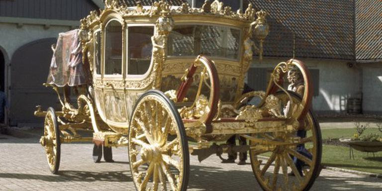 Kosten restauratie Gouden Koets geheim