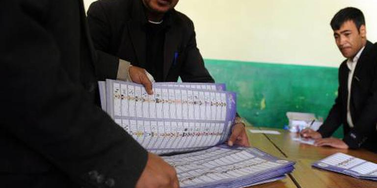 Stemming parlementsverkiezing Kabul ongeldig