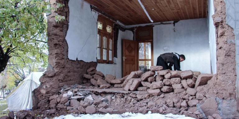 Krachtige aardbeving in Pakistan