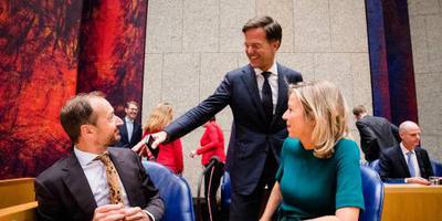 Rutte blijft voor afschaffen dividendtaks