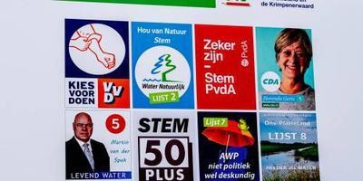 Verkiezingscampagne hervat, maar ingetogen