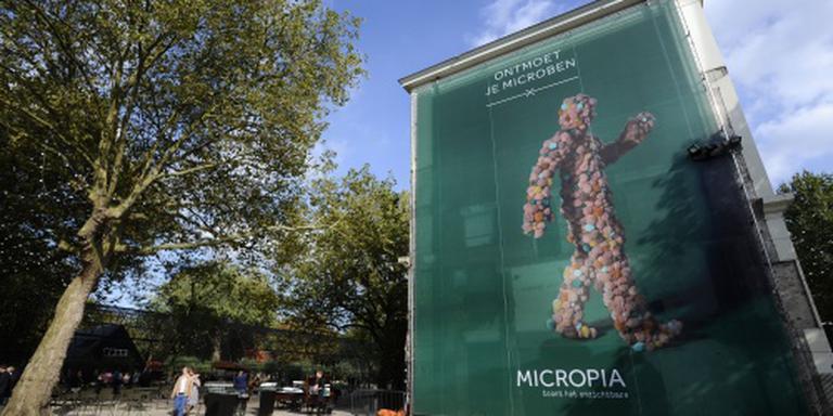 Opnieuw Europese prijs voor Micropia