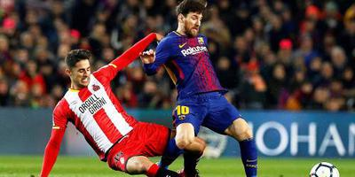 Spaanse bond: geen duel Barcelona in VS