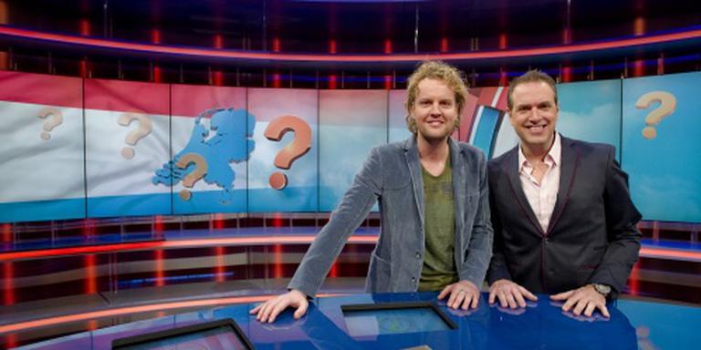 Theaterduo Veldhuis & Kemper last duopauze in