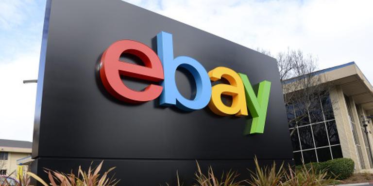 eBay positiever over 2016