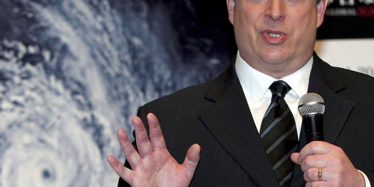 Leeuwarders op cursus bij Al Gore