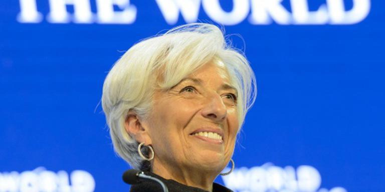 Lagarde blijft definitief IMF-baas