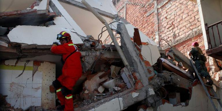 Dodental na aardbeving Ecuador stijgt verder