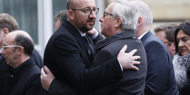 Belgische premier: Geen straffeloosheid