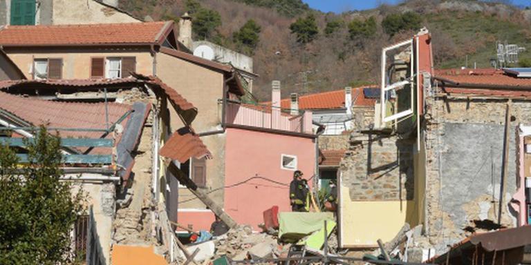 Gasexplosie kost vijf Italianen het leven