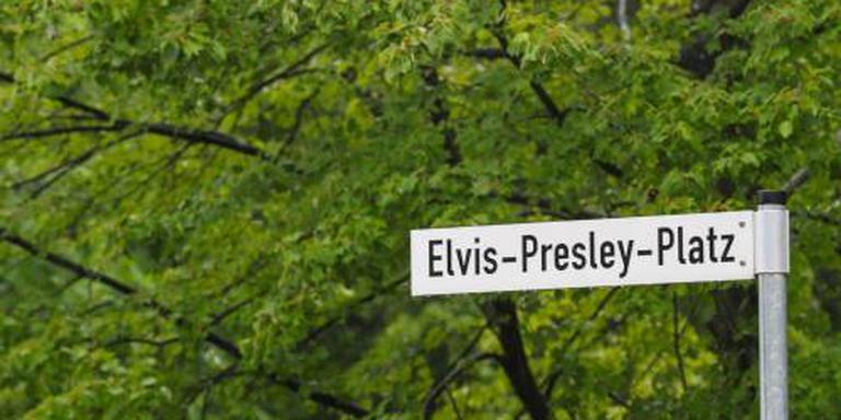 Elvis-plein in Friedberg swingend bereikbaar