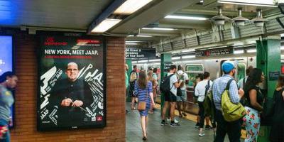 Van Zweden begint bij New York Philharmonic