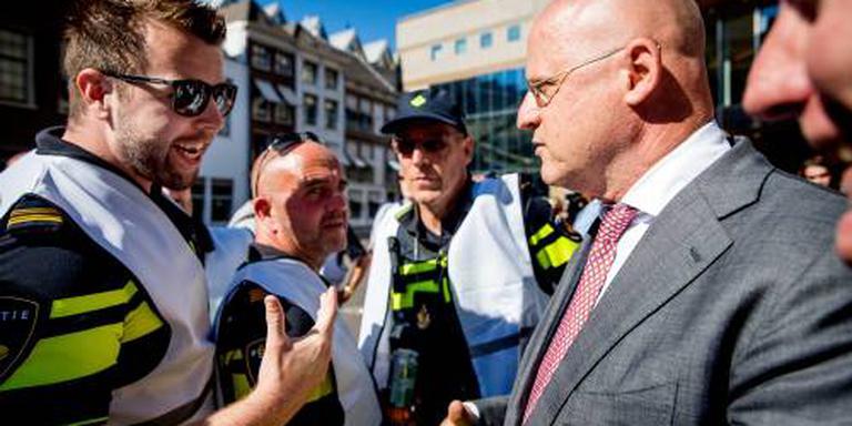 Politiebonden verwerpen cao-bod