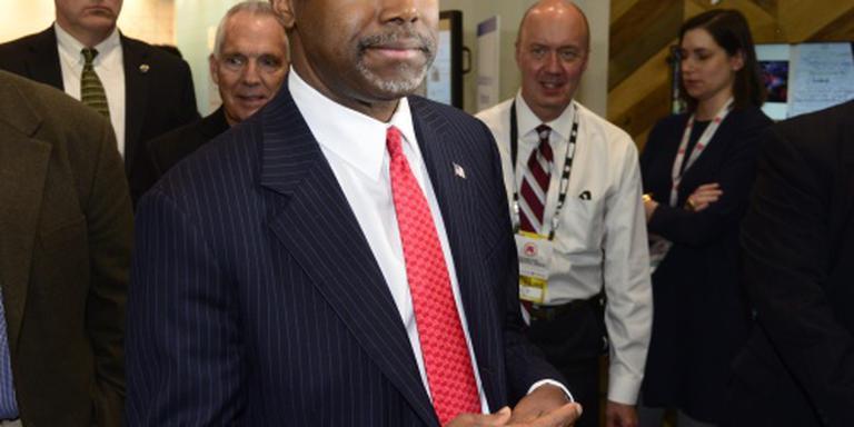 Topmedewerkers verlaten Republikein Carson