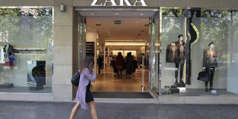 Zara-moeder groeit met grotere winkels