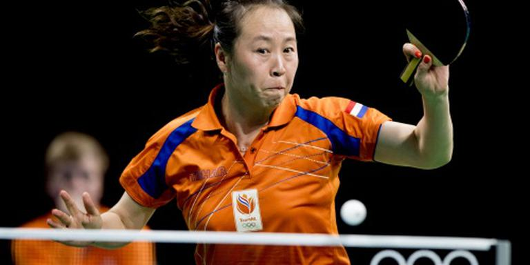 Li Jiao ten onder in derde ronde