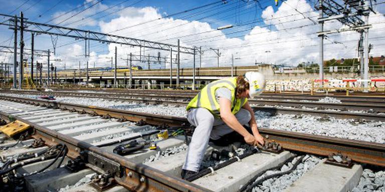 Reiziger krijgt meer last van herstel spoor