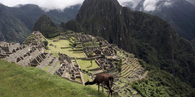 Duitse toerist omgekomen in Machu Picchu