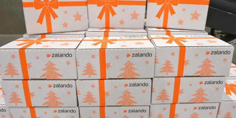 Stevige omzetgroei voor Zalando