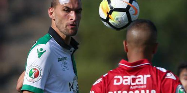 Dost blijft toch bij Sporting Portugal