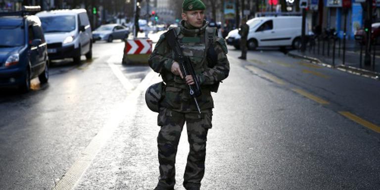 Elf aanslagen in Frankrijk verijdeld