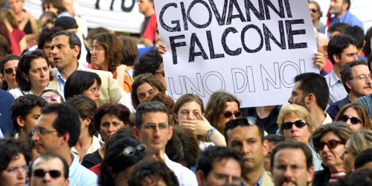 Moordenaars Falcone na kwart eeuw cel in