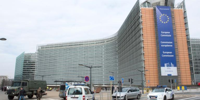 Doodse stilte bij Europese instellingen