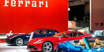 Ferrari zet flink in op hybride-motoren