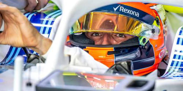 Renstal Williams heeft nieuwe sponsor en auto