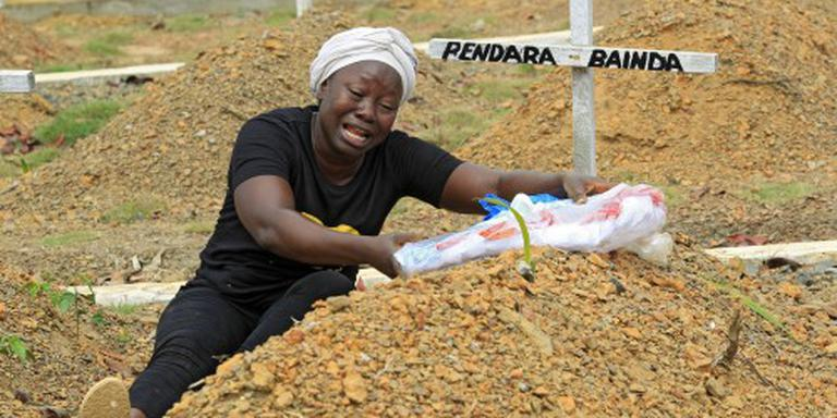 Toch weer ebola-dode in Liberia